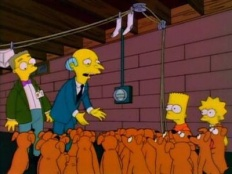 The Simpsons 06x20 : Two Dozen and One Greyhounds- Seriesaddict